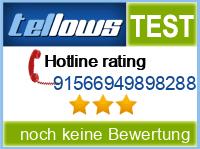 tellows Bewertung 91566949898288